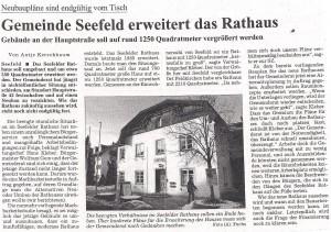 SZ STA Rathaus Seefeld 2006